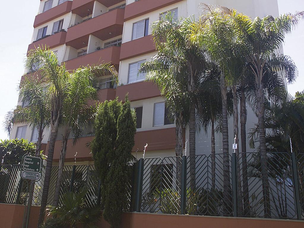 Totalmente planejado, construído e incorporado pela CCA, possui 14 apartamentos de 2 dormitórios, totalizando 1.860m² de área construída. Trouxe o conceito de apartamento compacto de alto padrão para a região.