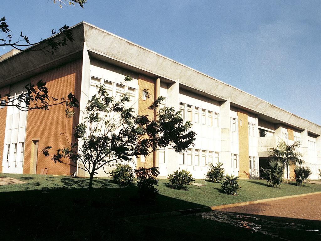 Centro Administrativo. 2.480m² de área construída.